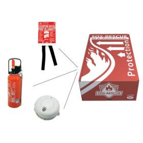 EUROMARINE Kit de sécurité incendie