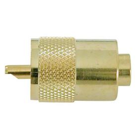 EUROMARINE Connecteur mâle PL259 pour VHF