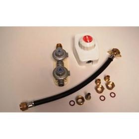 FAVEX Kit 1 bouteille gaz propane
