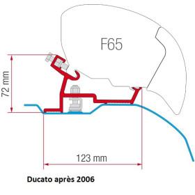 FIAMMA Kit F65/F80 Ducato