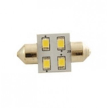 VECHLINE Ampoule LED navette 31 mm