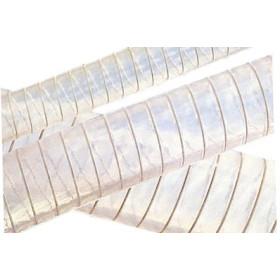 PLASTIMO Tuyau spiralé transparent