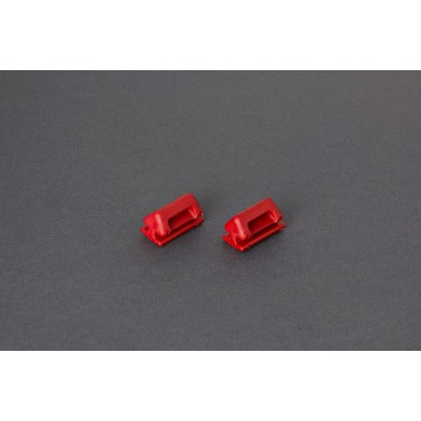 FIAMMA Kit coulissant pour sangle Strip Red