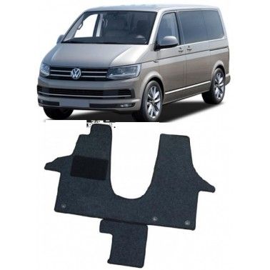 CARBEST Tapis cabine Plus VW T6