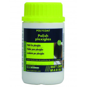 MATT CHEM PolyCoat polish plexiglass