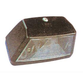 JOKON Eclairage de plaque noir 100 x 55 x 55 mm