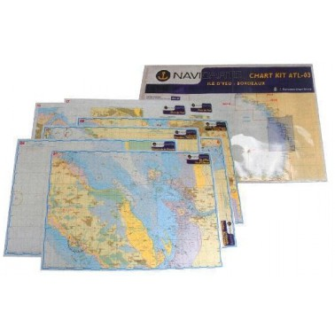 NAVICARTE Chartkit France Atlantique