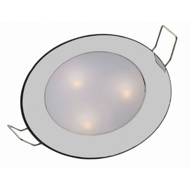 HABA Spot nickel 3 Leds HD - ø 70