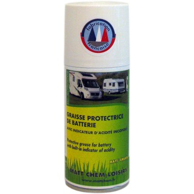 MATT CHEM Batt'Greas graisse pour batterie protectrice