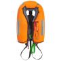 PLASTIMO Gilet orange SL180 Automatique