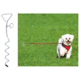 REIMO Piquet pour chien 40 cm