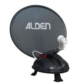 ALDEN Vansat 60 avec démodulateur