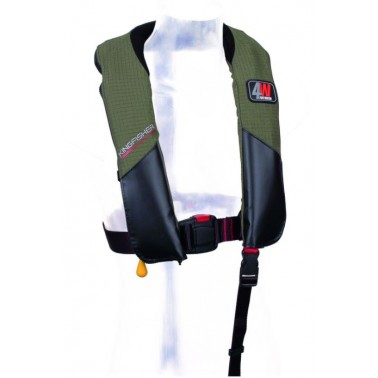 4W Gilet gonflable Kingfisher Automatique