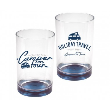 HT Set de 2 verres Key West