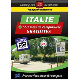 TRAILERS PARK Guide Italie des aires gratuites
