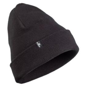PLASTIMO Bonnet Tricoté noir