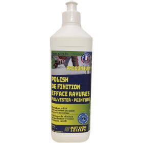 MATT CHEM Progomium polish de finition polyester & peinture