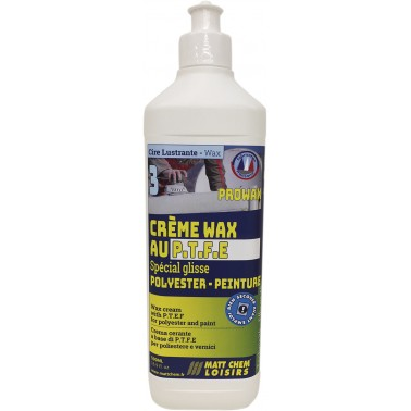MATT CHEM Prowax cire de protection polyester