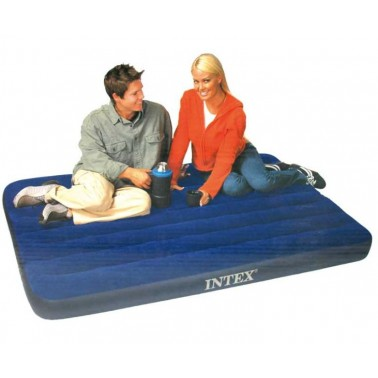 INTEX Matelas gonflable 2 places