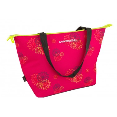 CAMPINGAZ Glacière Shopping 15L Pink Daisy