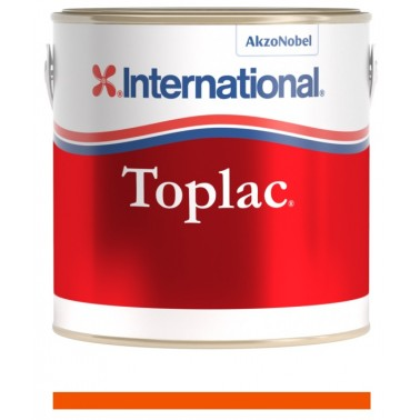 INTERNATIONAL Toplac Orange 265