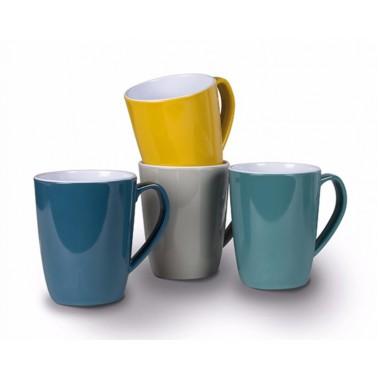 KAMPA Set 4 mugs Heritage