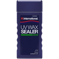 INTERNATIONAL UV Wax Sealer, cire de finition professionnelle pour bateau & camping-car