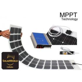 EM Kit solaire CC MFLEX 160W MPPT