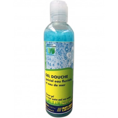 MATT CHEM Matt Soap gel douche eau fluviale & mer