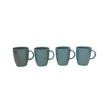 VIA MONDO Mugs Cool Grey