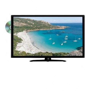 STANLINE TV Led HD DVD 19""