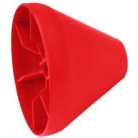 SPP Galet conique rouge