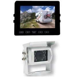 ANTARION Caméra de recul 5'' simple optique