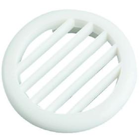 ZADI Grille plastique ronde à clipser ø 38 mm