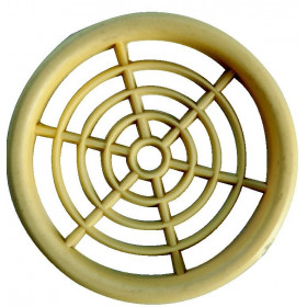 ZADI Grille plastique ronde ø 68 mm