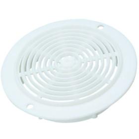 ZADI Grille plastique ronde ø 78 mm à vis