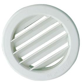 ZADI Grille plastique ronde ø 100 mm