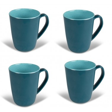 KAMPA Set 4 mugs Java