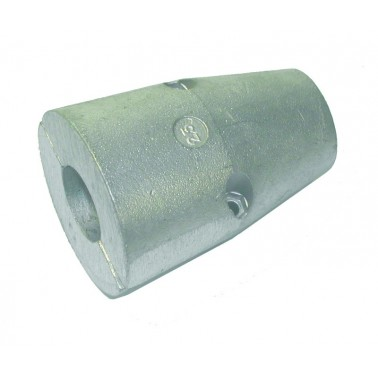 SUPER MARINE Anode conique Zinc