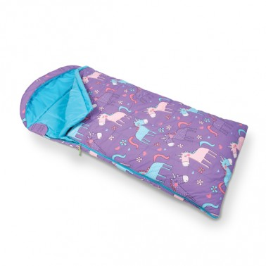 KAMPA Sac de couchage Unicorns