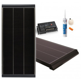 VECHLINE Kit solaire Deep Power 280 W MPPT
