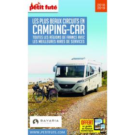 PETIT FUTE France Camping-Car 2018-2019