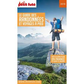 PETIT FUTE Guide des randonnées à pied 2018