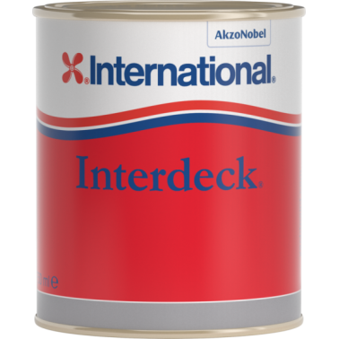 INTERNATIONAL Interdeck 0,75 L