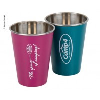 CAMP4 Timbales inox 400 ml