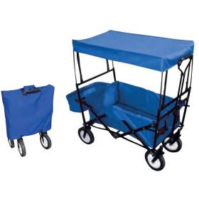 CAMP4 Chariot 4 roulettes avec toit