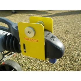 MILENCO Antivol d'attelage WS 3000