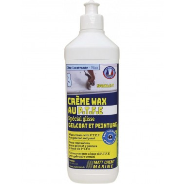 MATT CHEM Sparklift cire de finition gelcoat