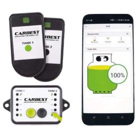 CARBEST Détecteur niveau de gaz connecté