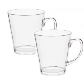 GIMEX Tasses à thé - lot de 2